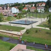 """Die """"hessenschau"""" sendet am 31. Juli live aus dem Schilde-Park. Das wortreich ist live dabei."""