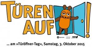 Maus-Türöffner-Tag am 03.10.2015 im wortreich