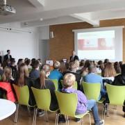 """Das wortreich in Bad Hersfeld war Veranstaltungsort für """"Europa vor Ort erkunden"""""""