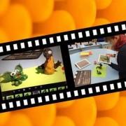 Zu Ostern im wortreich Stop-Motion-Film mit iPad drehen