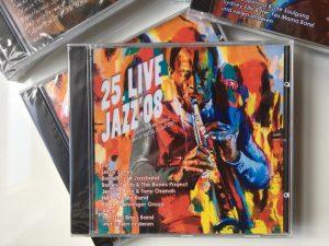 Jazz CDs_2008