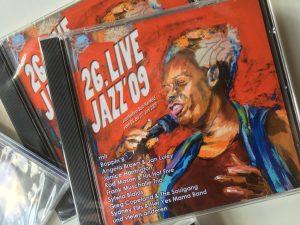 Jazz CDs_2009