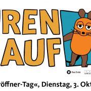 Logo Maus Türöffner-Tag 2017