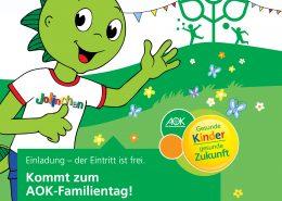AOK Familientag 2017 im wortreich und im Schilde-Park Bad Hersfeld