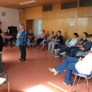 Schulung des wortreich im Klinikum Bad Hersfeld