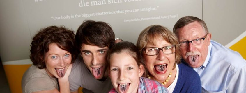Das wortreich in Bad Hersfeld ist Freizeit- und Familienerlebnis