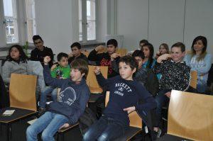 Das wortreich zu Gast bei der Kinderleicht-Akademie in der Rattenfängerstadt Hameln